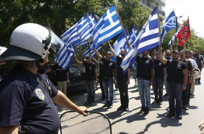 Greece: Neo-Nazis Golden Dawn pushing for hatred against Immigrants
