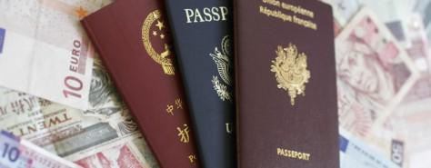 Applciations & passport