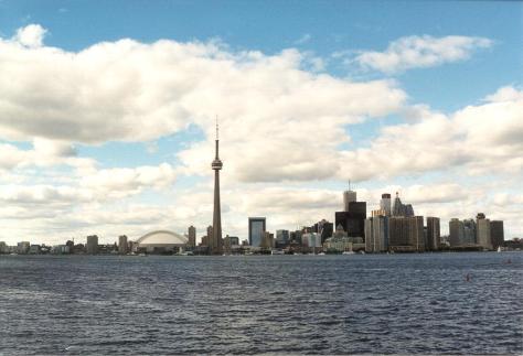 Toronto Skyline. Credit Flickr Kai Schreiber
