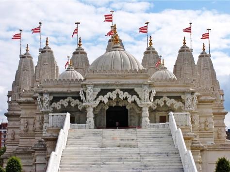 BAPS Shri Swaminarayan Mandir, London (Neasden Temple)