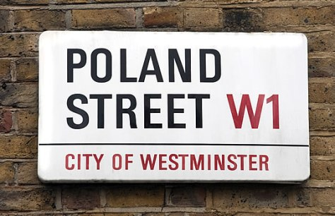Polish in London by Migreat.co.uk