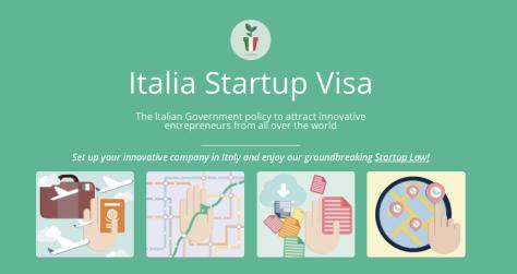 Italy Startup Visa