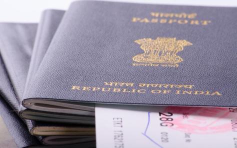 Passeport Indian