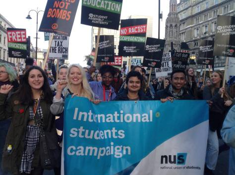 International Student Union for the PSW