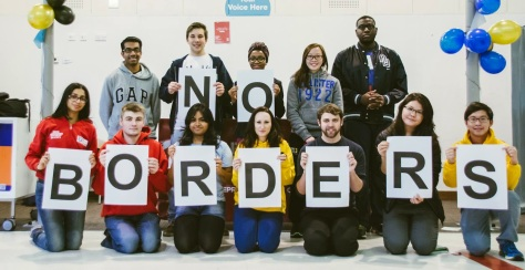No Borders Student Unions Fights International Student visa rules by Migreat Blog