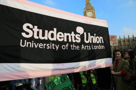 Stuart's Campaigning for Students