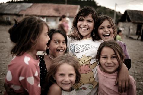 Roma people by Caritas Alba Iulia & Fabian Weiss