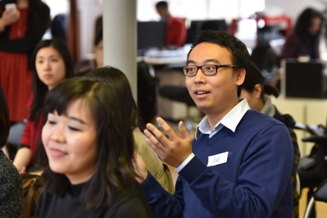 Make the best of your time in the UK: how to build your Chinese diaspora networks for your career