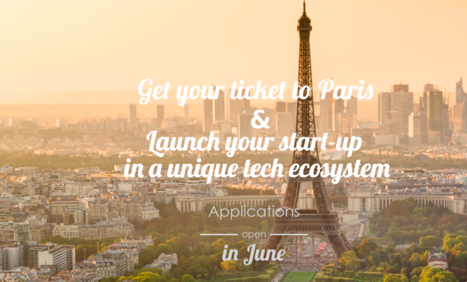 A start-up Visa in France