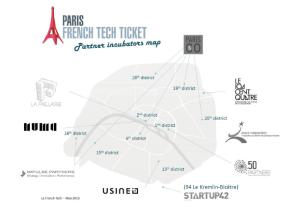 Startup Visa France Incubators